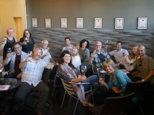 Cheers from Structure Cellars!  sc 1 st  My Wine Tribe & Winetasting Close to Home: Touring Seattleu0027s Wineries - My Wine Tribe